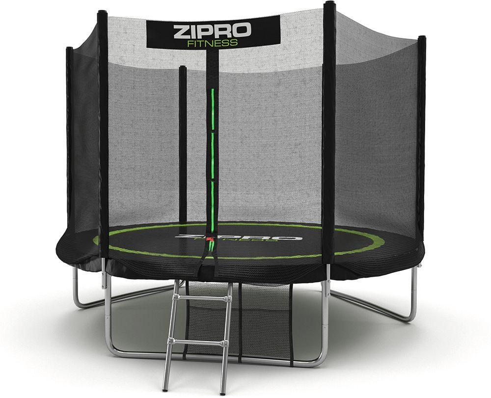 Zipro Trampolina Z Siatka Zewnetrzna 8ft 252cm 7401050574 Oficjalne Archiwum Allegro