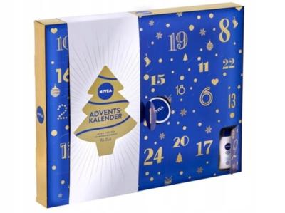 Nivea Kalendarz Adwentowy Z Kosmetykami 7733707325 Oficjalne Archiwum Allegro