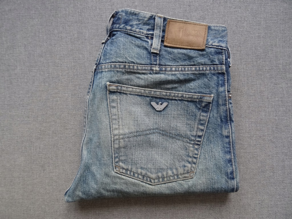 Spodnie Jeans Armani Rozm. 32