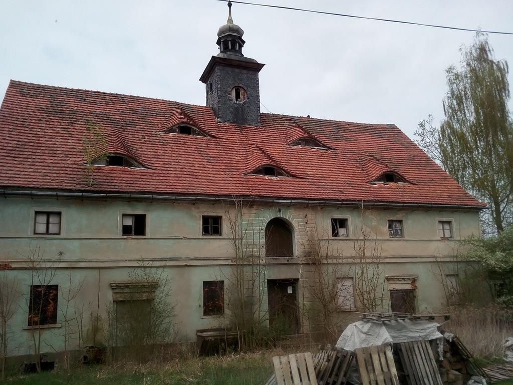 Nieruchomość inwestycyjna - 53ary - Gręboszów