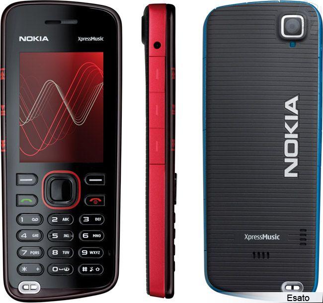 NAJTAŃSZA Nokia 5220 XpressMusic, FV, GW1M, Wroc