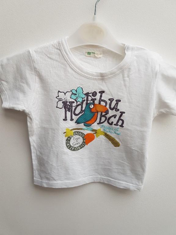T-shirt Benetton 68 cm