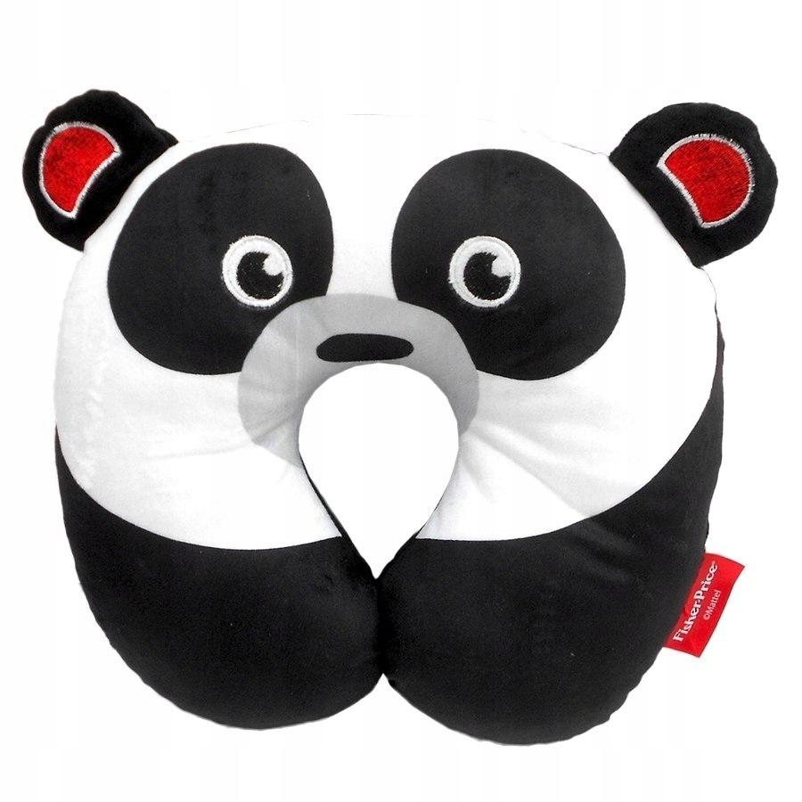 Zagłówek Fisher Price 27 cm poliester - panda