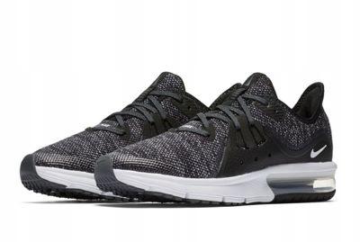 Męskie buty do biegania Nike Air Max Sequent 3 Czerń