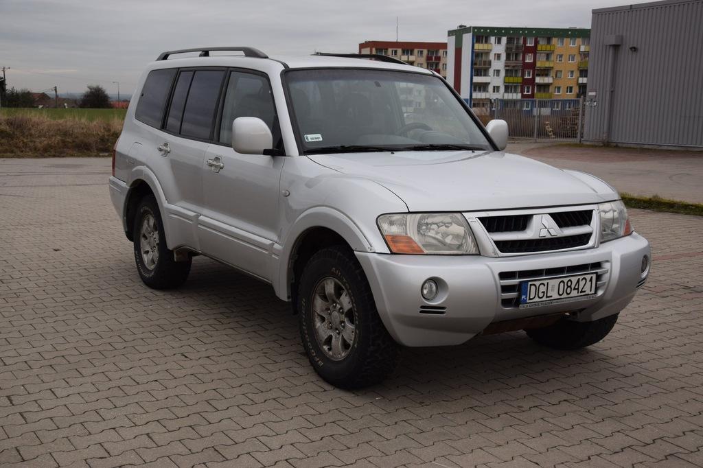 Mitsubishi Pajero Iii 3 2 Did 7152153334 Oficjalne Archiwum Allegro