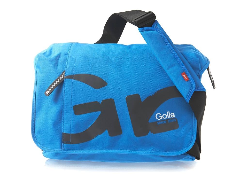 Torba Golla Fanta G1438 do notebooka 16 niebieska Golla