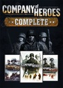 COMPANY OF HEROES: COMPLETE Steam Klucz Automat PL