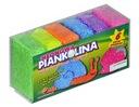 PIANKOLINA 6 kolorów NEONOWA żywe kolory NEON