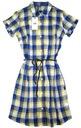 Lee shirt dress DAMSKA SUKIENKA - TUNIKA W KRATĘ S