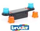 BRUDER 02801 moduł świetlno-dźwiękowy ciężarówki