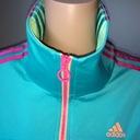 Bluza dziewczęca rozpinana Adidas roz.152 cm