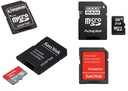 adapter micro SD/SDXC na SD KING SAN GOOD 128GB
