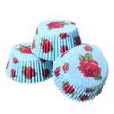 DO45 Foremki papierowe do babeczek 100szt muffinek