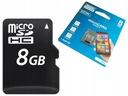 Karta pamięci micro SD 8GB - myPhone Hammer Iron 2 Pojemność karty 8 GB