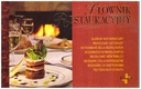 Słownik restauracyjny w 8 językach NOWA OPIS