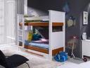 Łóżko łóżka piętrowe CASIMIR - NOWOŚĆ!!!