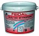 Klej do Styropianu i Kasetonów FEIDAL 1,5kg
