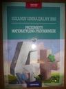 EGZAMIN GIMNAZJALNY 2010 MAT-PRZYROD OPERON + CD