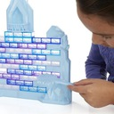 DISNEY Hasbro FROZEN Kraina Lodu JENGA Elsa PAŁAC Materiał Inny