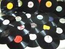 płyty LP winyle vinyle do dekoracji dla artysty