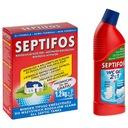 SEPTIFOS 1,2kg + Żel WC 2w1  u_nas-NAJTANIEJ
