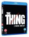 COŚ [2xBlu-ray] Thing 1982/2011 Kurt Russell  [24h
