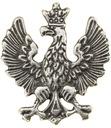 Pin przypinka znaczek wpinka Orzeł wzór 1919