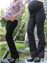 nowe SUPER czarne spodnie CIĄŻOWE S-XL,L