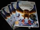 Legend of the Guardians [FOLIA] gra gry Wii