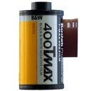 Kodak T-max 400/36 film B&W 02/2017