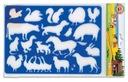 KOH I NOOR Szablon Zwierzęta Duże Farma