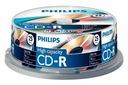 CD-R PHILIPS 800MB DUŻA POJEMNOŚĆ c25 Wa-Wa FVAT