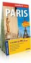 PARYŻ PARIS LAMINOWANY PLAN MIASTA ;9788375462487
