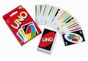 GRA KARTY UNO ORYGINALNE  /MATTEL/    - WYS.24H