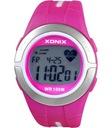 Sportowy zegarek XONIX HRM2  PULSOMETR TRENING bmi
