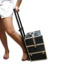 MOBILNY  Kombajn Kosmetyczny 13w1 w walizce-RF,LED