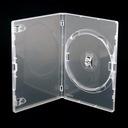 Pudełka AMARAY CLEAR na 1 DVD 50 szt Oryginał