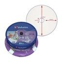 VERBATIM DVD+R 8,5GB 8X DL DOUBLE LAYER 1szt koper