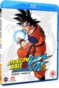 . Dragon Ball Z Kai Sezon 1 odc 1-26 - 4 x Blu-ray