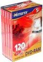 DVD-RAM MEMOREX 4,7GB 120min 1szt Wa-Wa FVAT PROMO