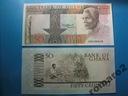 Ghana 50 Cedis 1979 P-22a ! UNC Rzadszy banknot !