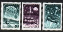 ZSRR. Mi 3838-40 ** - Sonda ŁUNA 16