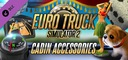 EURO TRUCK SIMULATOR 2 Cabin Accessories DLC STEAM