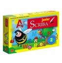 SCRIBA JUNIOR  gra słowna  dla dzieci SCRABBLE