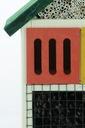 Hotel domek karmnik budka dla owadów HD-1 Wysokość 29 cm