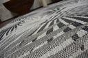 DYWAN SIZAL TARAS OUTDOOR 60x110 LIŚCIE #DEV930 Materiał wykonania polipropylen