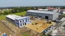 Projekt i budowa Hala stalowa Produkcyjna Magazyn Rok budowy 2021