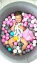 Сухой бассейн с шариками, мячиками  300 МЯЧЕЙ!