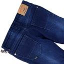 NK Nowe jeansowe SPODNIE ocieplane polarem 158/164 Płeć Chłopcy