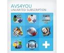 AVS4YOU - AVS Video Editor, zestaw do edycji wideo